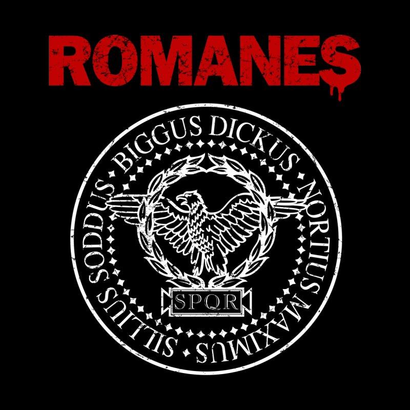 Romanes Women's T-Shirt by ikado's Artist Shop