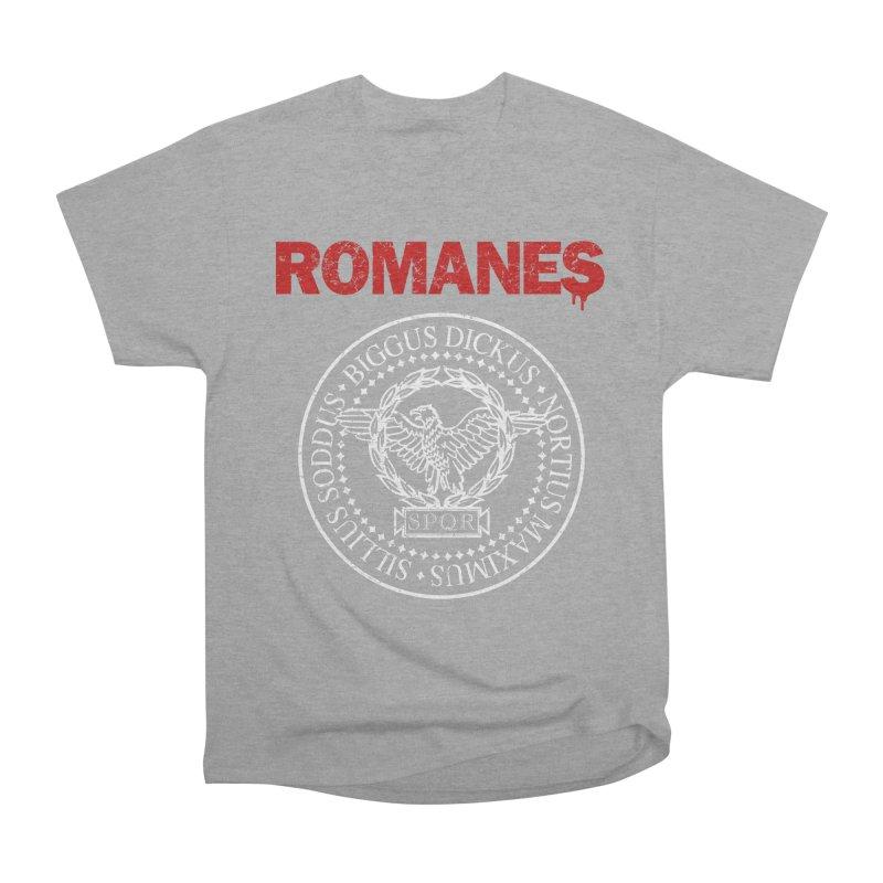 Romanes Women's Heavyweight Unisex T-Shirt by ikado's Artist Shop