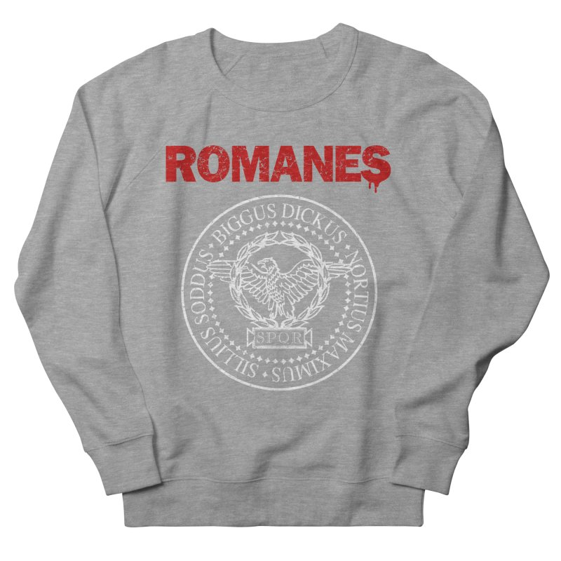 Romanes Women's Sweatshirt by ikado's Artist Shop