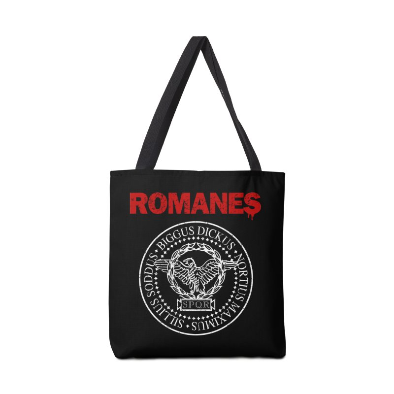 Romanes Accessories Tote Bag Bag by ikado's Artist Shop