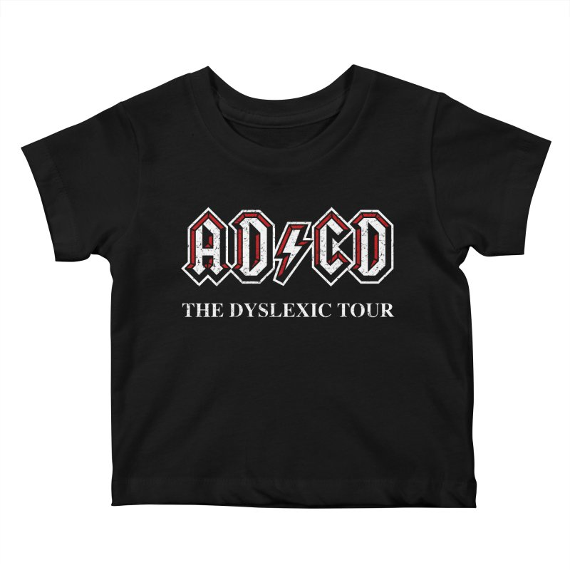 ADCD Kids Baby T-Shirt by ikado's Artist Shop