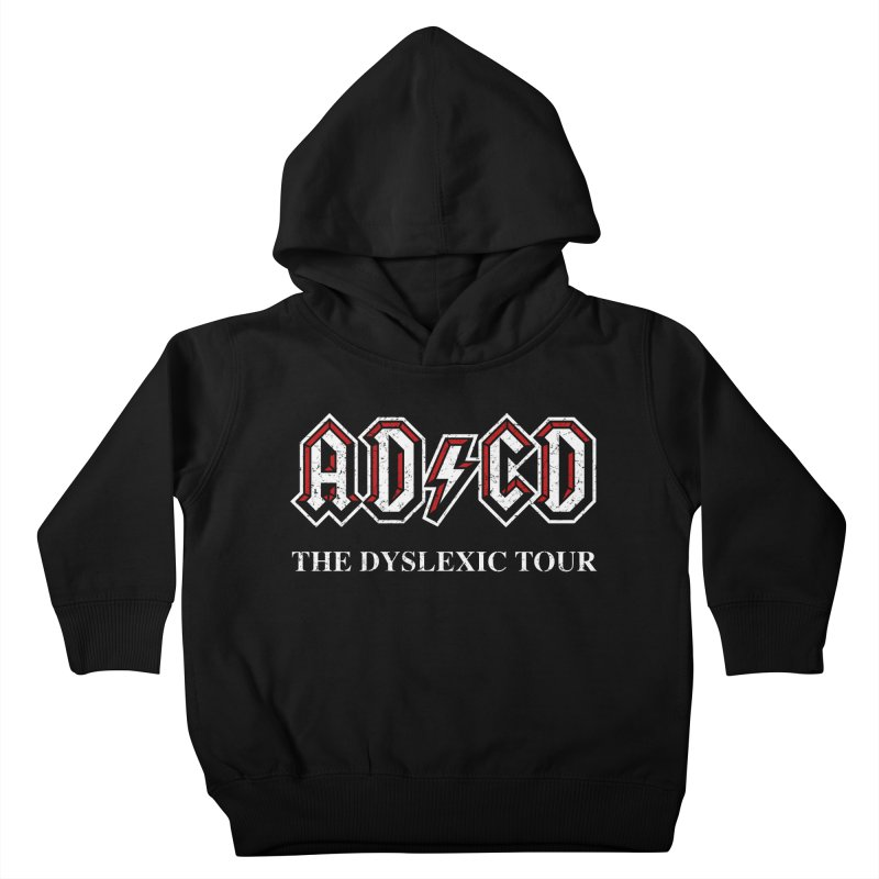 ADCD Kids Toddler Pullover Hoody by ikado's Artist Shop