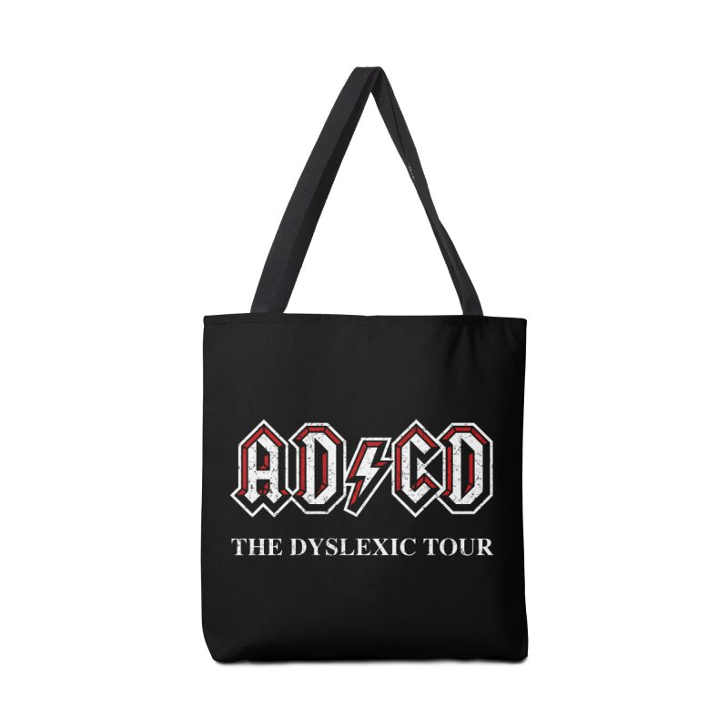 ADCD Accessories Tote Bag Bag by ikado's Artist Shop