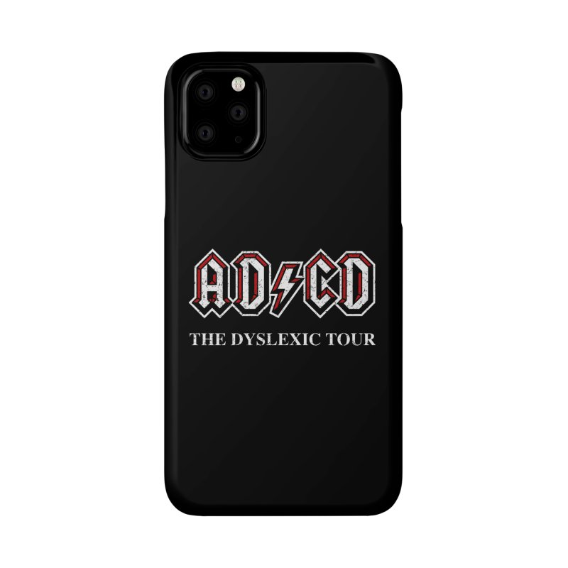 ADCD Accessories Phone Case by ikado's Artist Shop