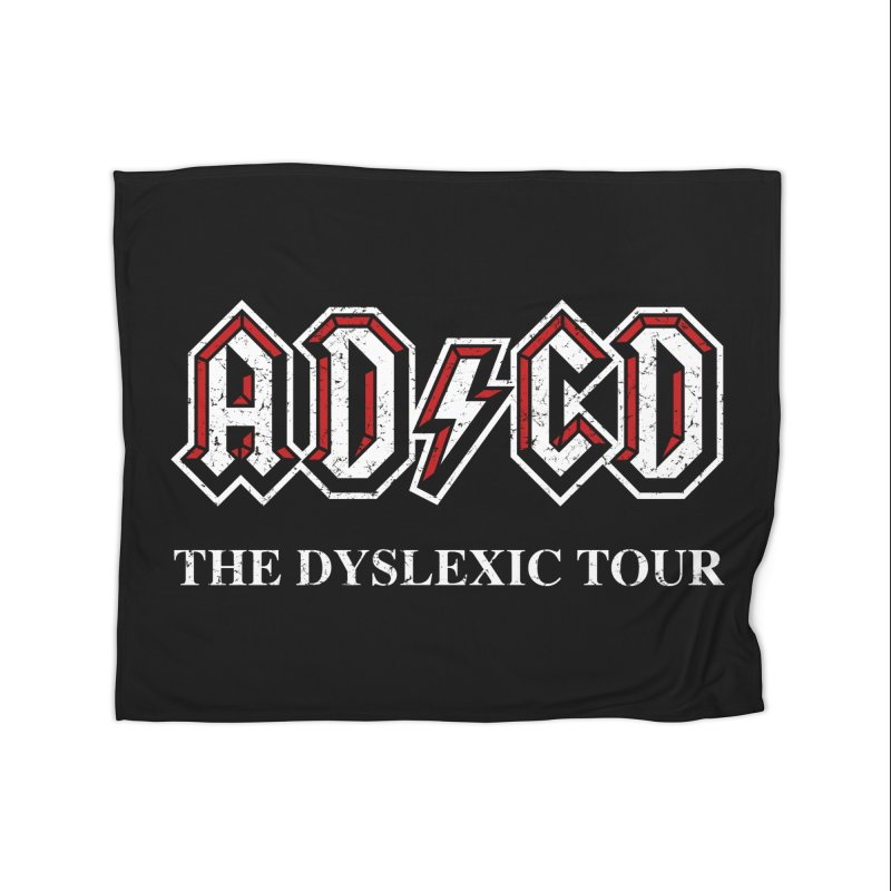 ADCD Home Fleece Blanket Blanket by ikado's Artist Shop