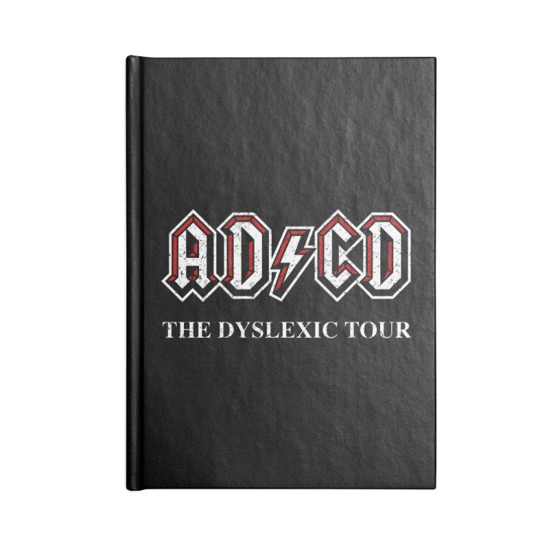 ADCD Accessories Notebook by ikado's Artist Shop