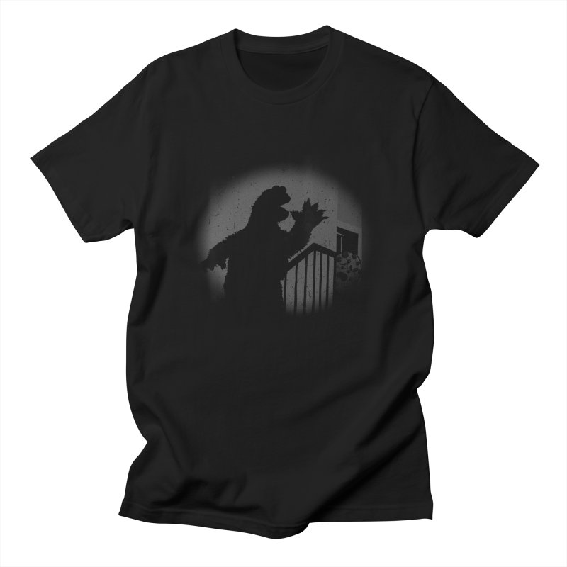 Nomferatu Men's T-shirt by ikado's Artist Shop