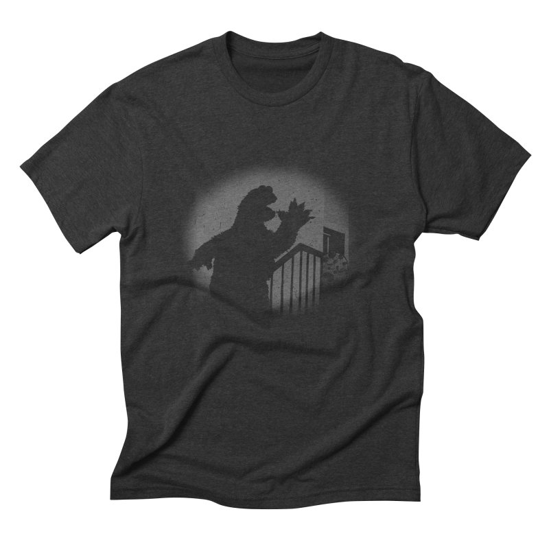 Nomferatu Men's Triblend T-Shirt by ikado's Artist Shop