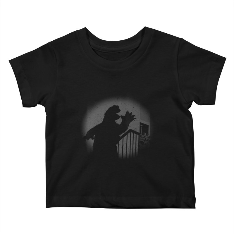 Nomferatu Kids Baby T-Shirt by ikado's Artist Shop