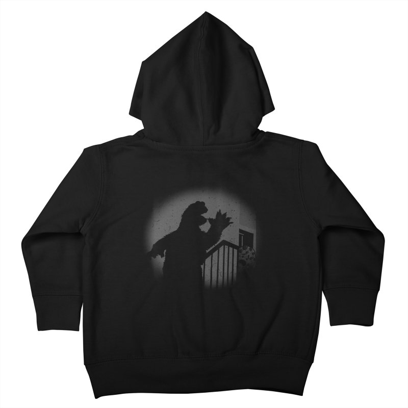 Nomferatu Kids Toddler Zip-Up Hoody by ikado's Artist Shop