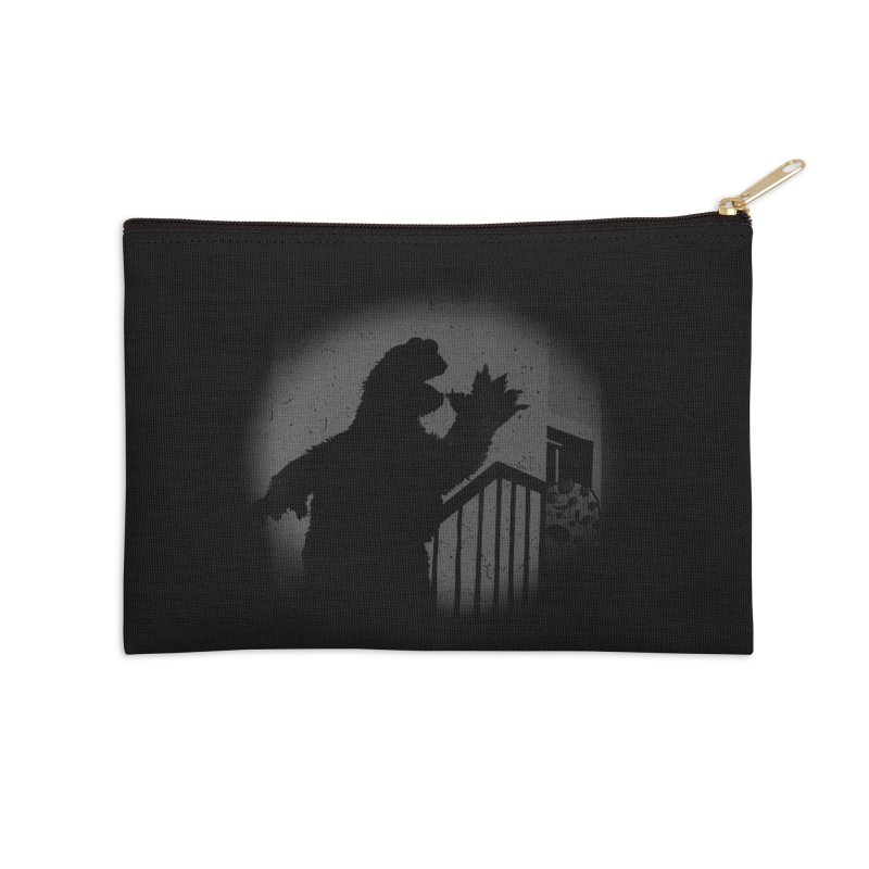 Nomferatu Accessories Zip Pouch by ikado's Artist Shop