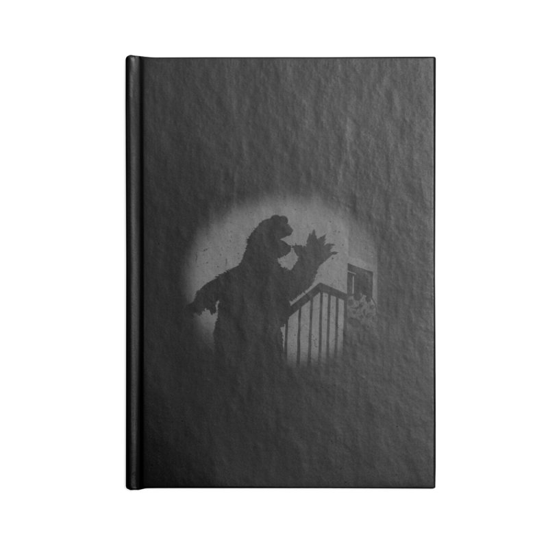 Nomferatu Accessories Notebook by ikado's Artist Shop