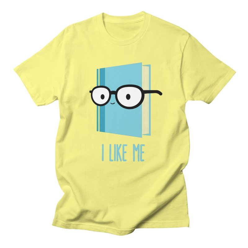 Book Worms Men's T-Shirt by I Like Me