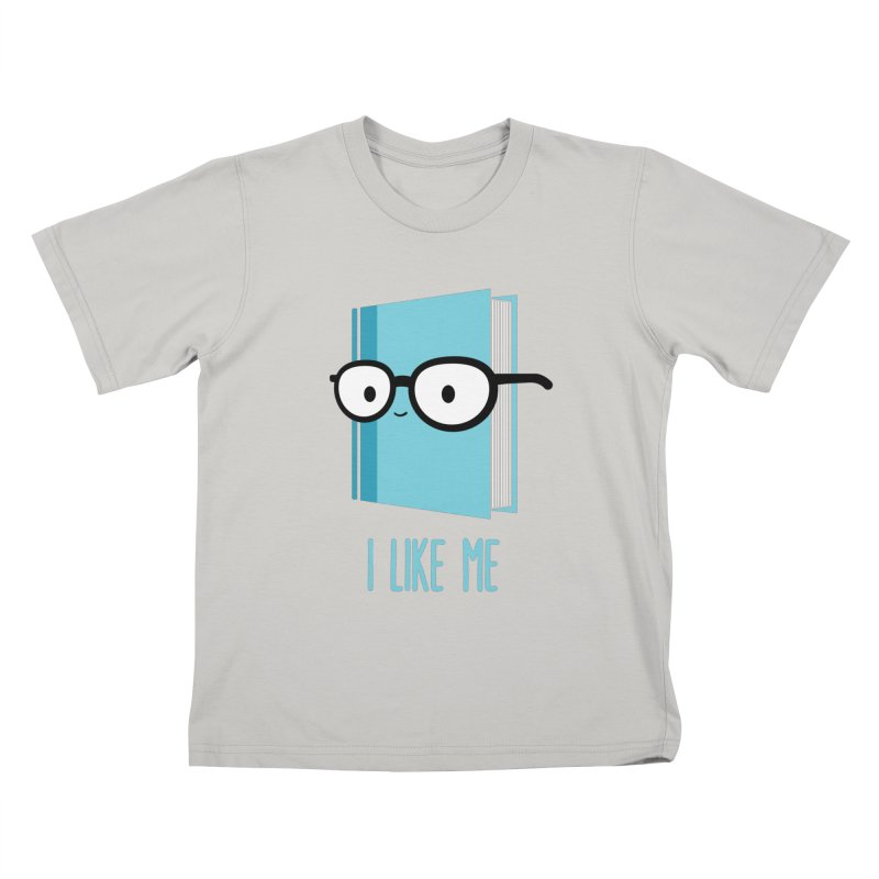 Book Worms Kids T-shirt by I Like Me