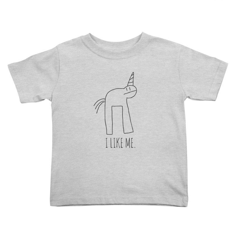 I Like Me Kids Toddler T-Shirt by I Like Me