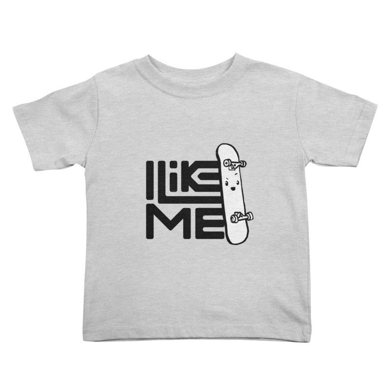 Skate Kids Toddler T-Shirt by I Like Me