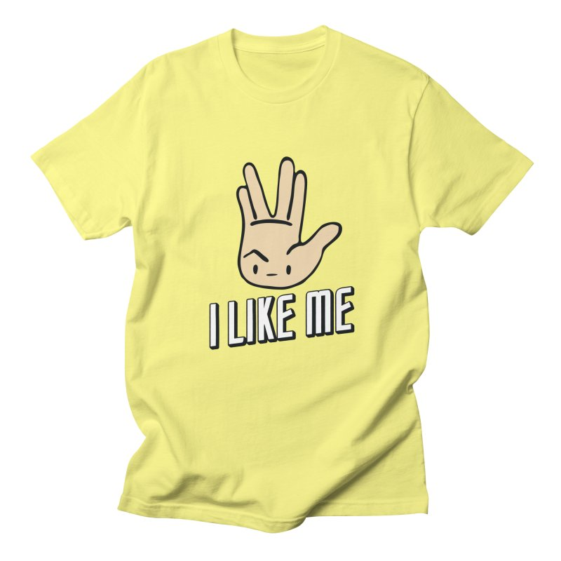 Treks Men's T-shirt by I Like Me