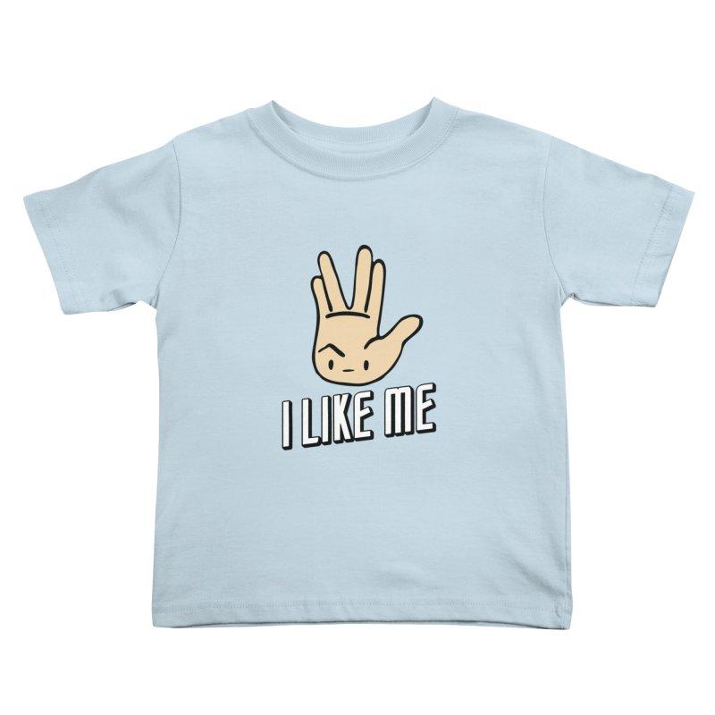 Treks Kids Toddler T-Shirt by I Like Me