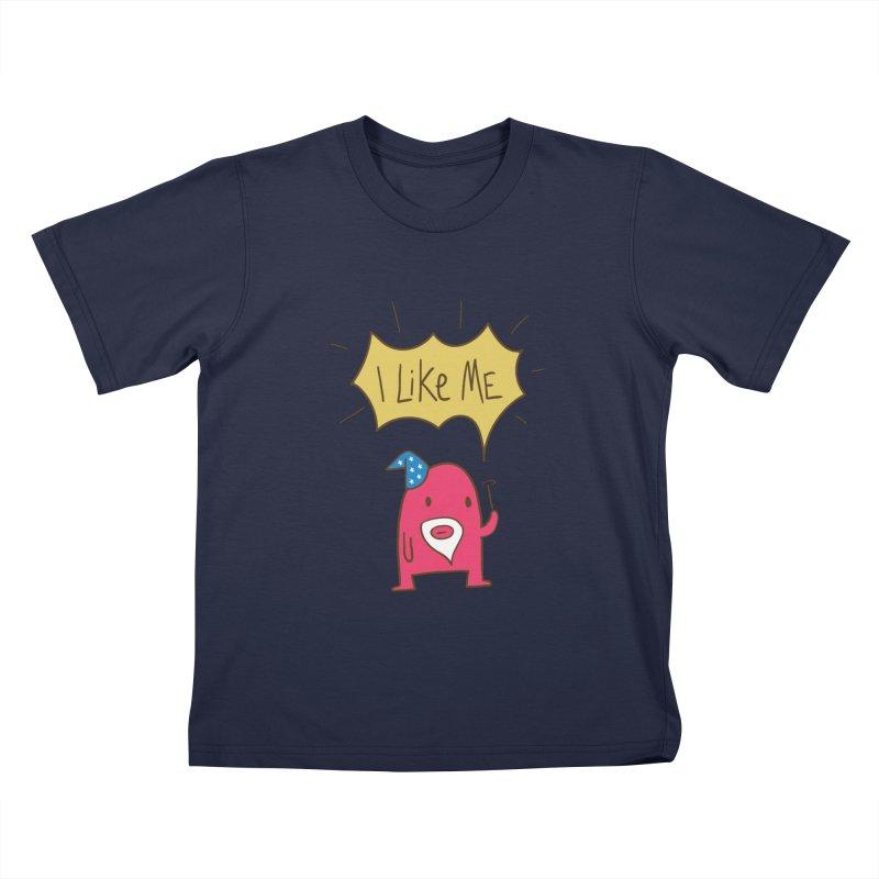 I Like Magic Kids T-Shirt by I Like Me