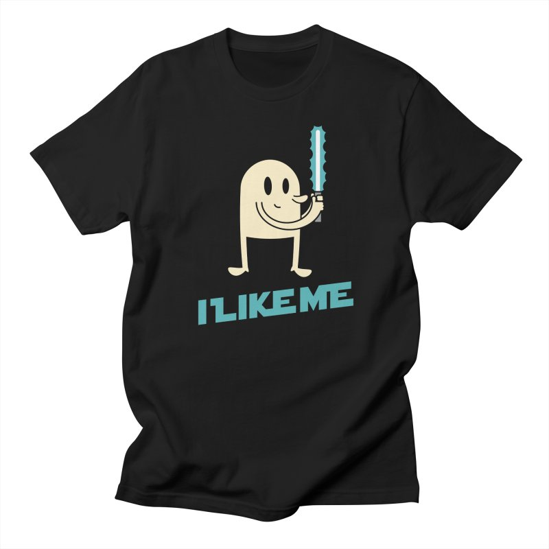I Like the Light Women's Unisex T-Shirt by I Like Me