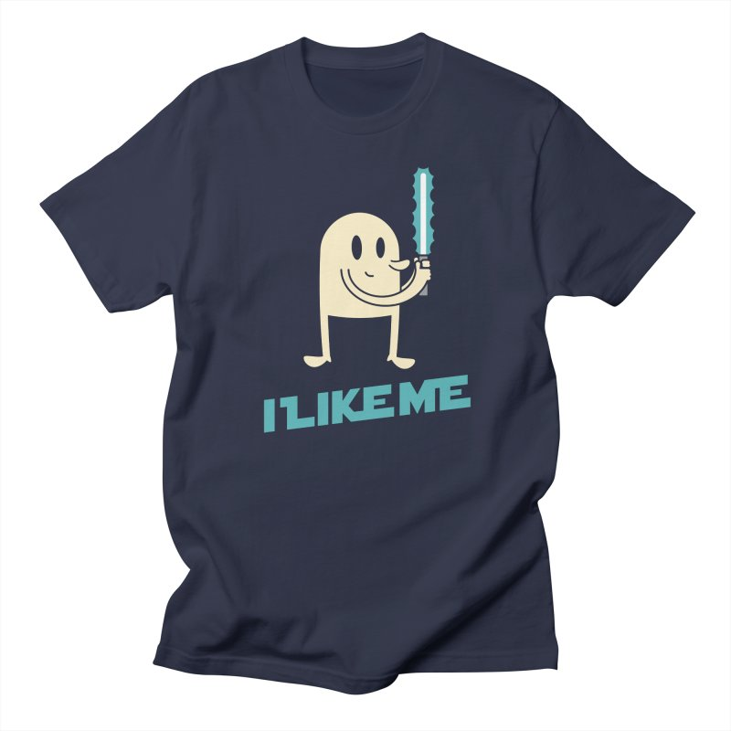 I Like the Light Men's T-Shirt by I Like Me