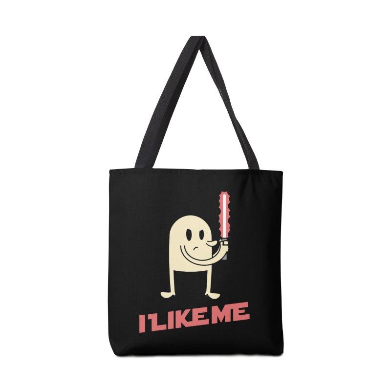 I Like the Dark Accessories Bag by I Like Me