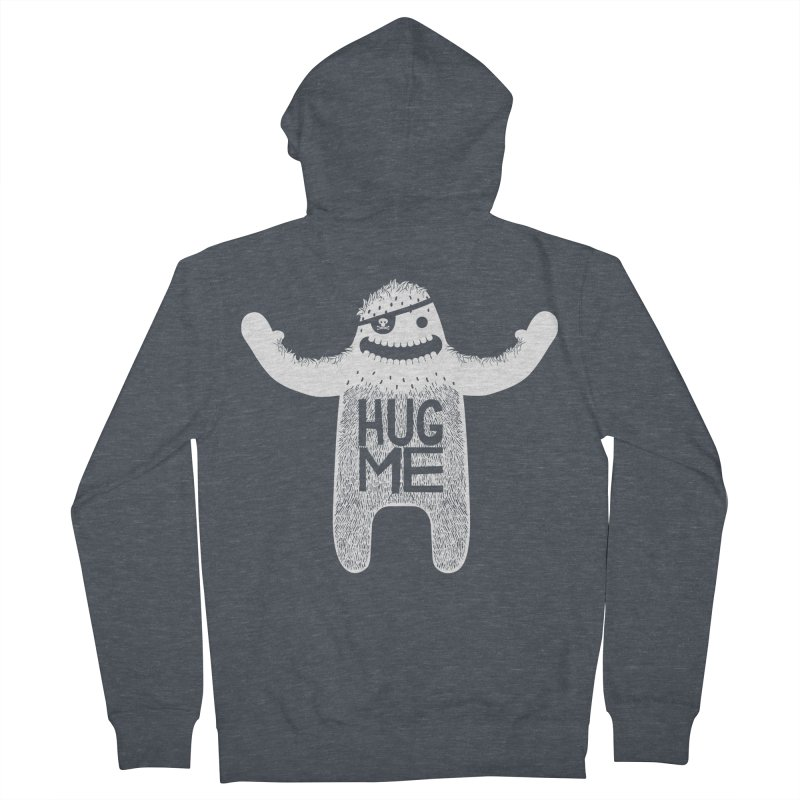Hug Me Yeti   by The Illustration Booth Shop
