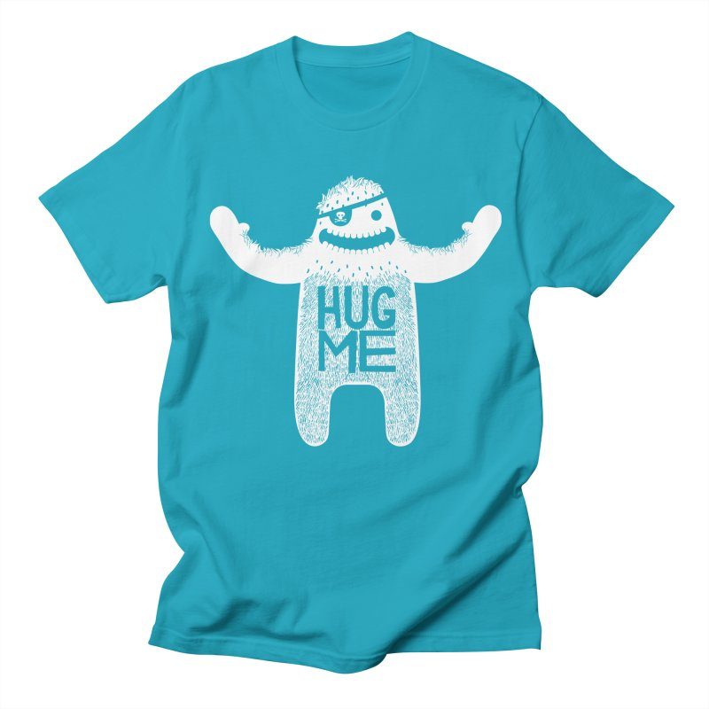 Hug Me Yeti Women's Unisex T-Shirt by The Illustration Booth Shop