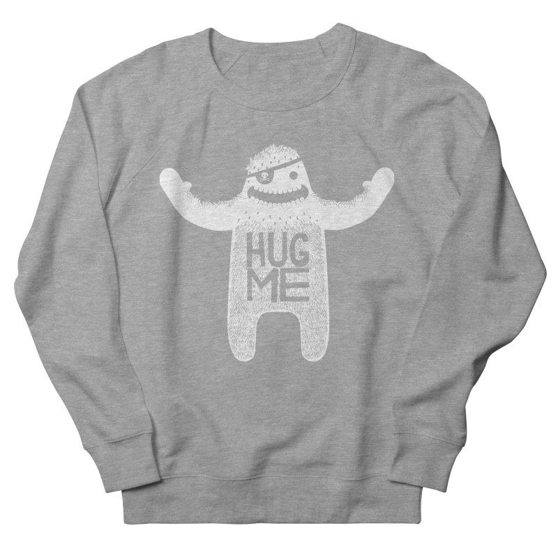 Hug Me Yeti Men's Sweatshirt by The Illustration Booth Shop