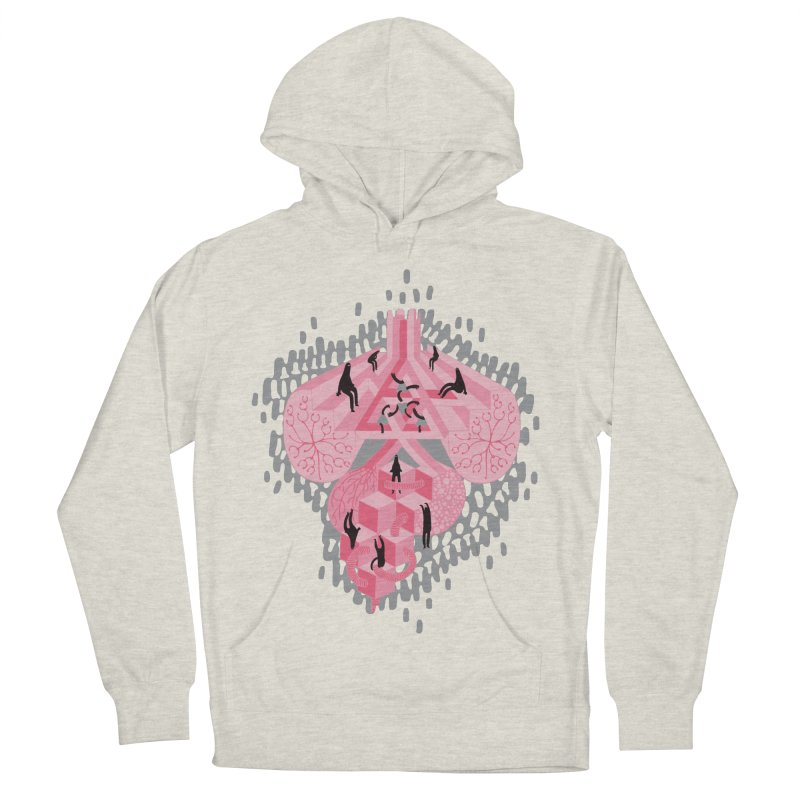 I'm Complicated Men's Pullover Hoody by The Illustration Booth Shop