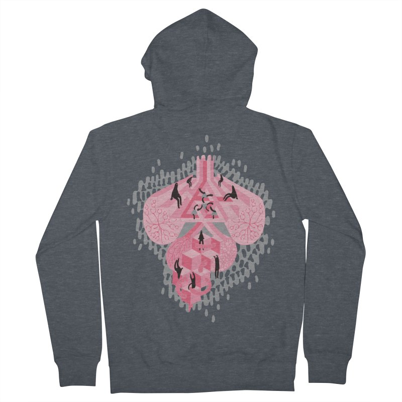 I'm Complicated Women's Zip-Up Hoody by The Illustration Booth Shop