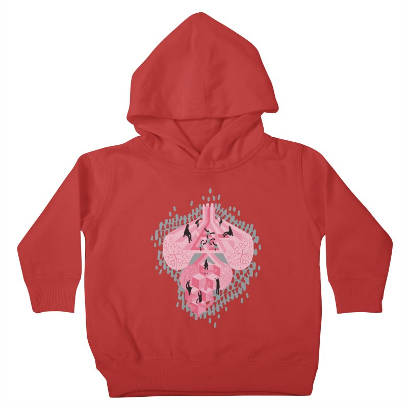 I'm Complicated Kids Toddler Pullover Hoody by The Illustration Booth Shop