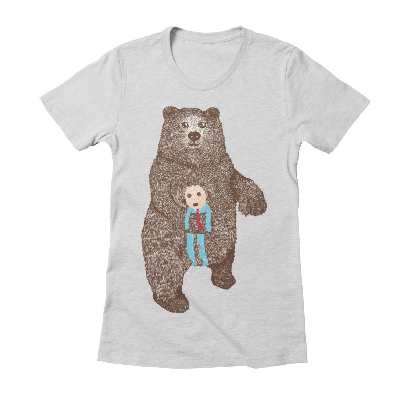 A Bear's Best Friend   by The Illustration Booth Shop