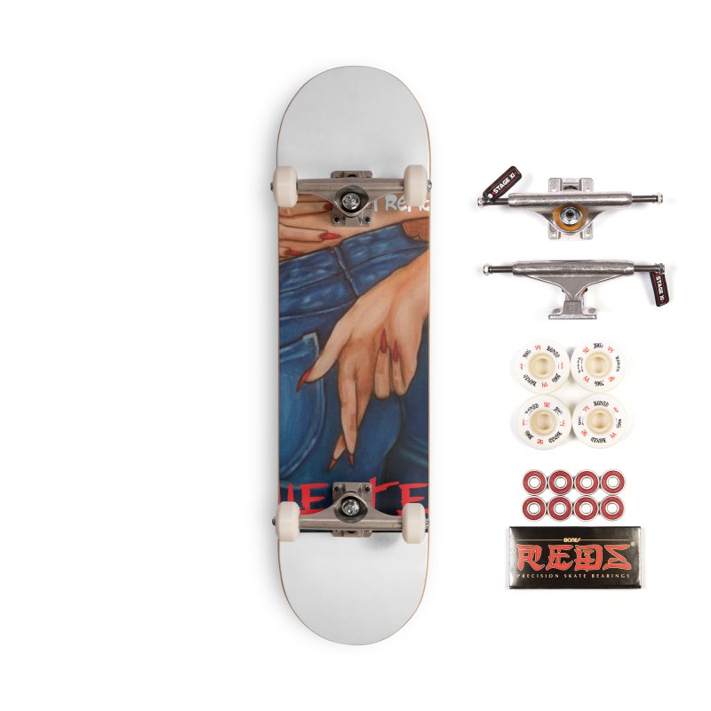 Cheater Accessories Complete - Pro Skateboard by illrendition's Artist Shop