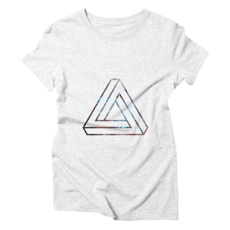 Impossible Triangle Lines   by illusionist's Artist Shop