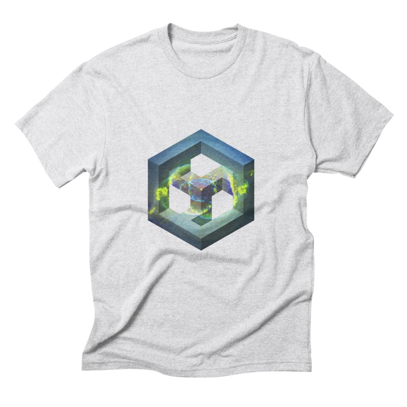 Impossible Galaxy Men's Triblend T-Shirt by illusionist's Artist Shop
