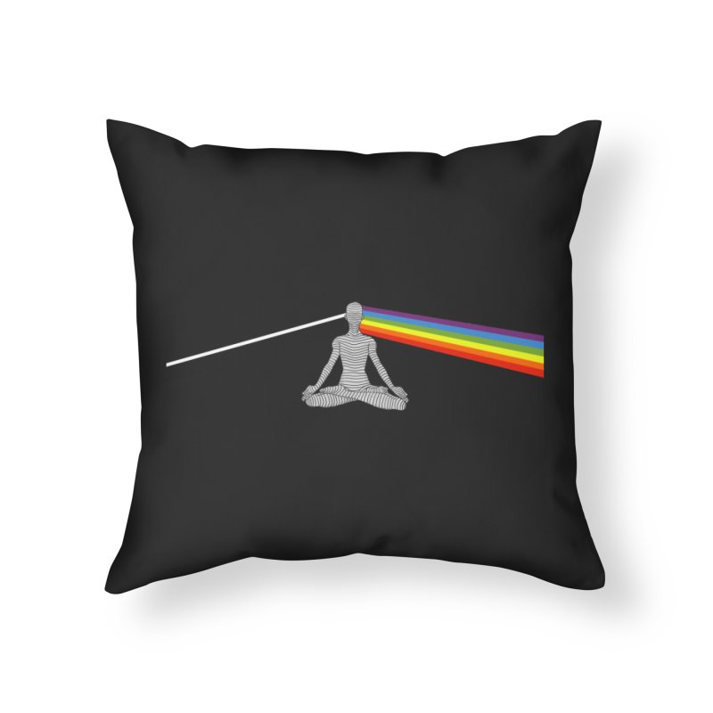 shine on Home Throw Pillow by illustraboy's Artist Shop