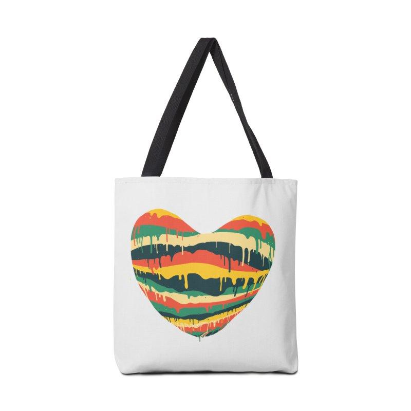 overlove Accessories Tote Bag Bag by illustraboy's Artist Shop
