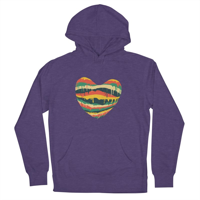 overlove Women's Pullover Hoody by illustraboy's Artist Shop