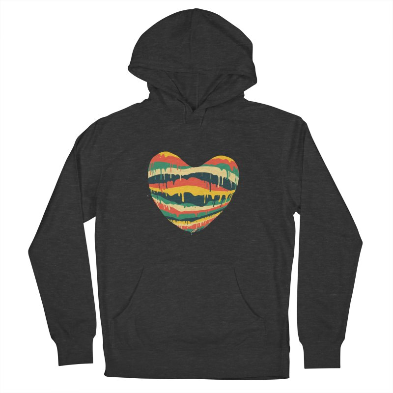 overlove Men's Pullover Hoody by illustraboy's Artist Shop