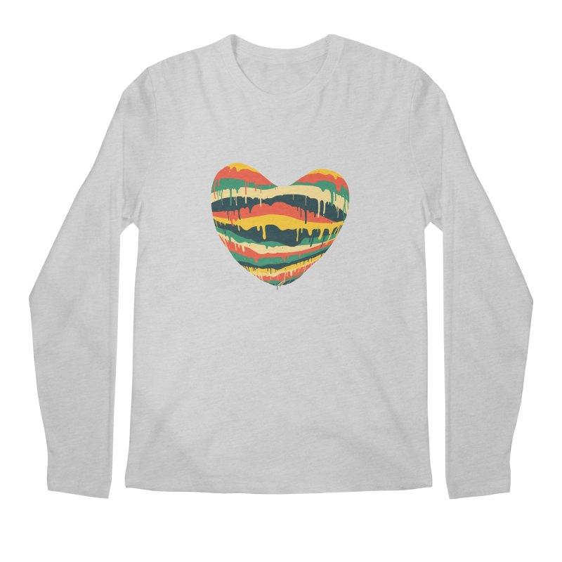 overlove Men's Regular Longsleeve T-Shirt by illustraboy's Artist Shop