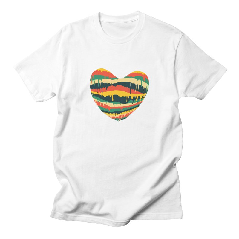overlove Men's Regular T-Shirt by illustraboy's Artist Shop