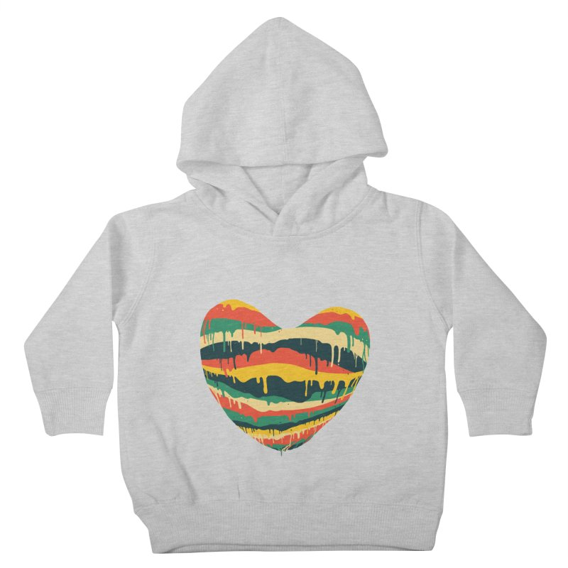 overlove Kids Toddler Pullover Hoody by illustraboy's Artist Shop