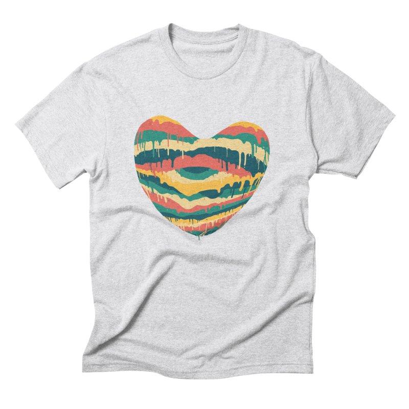 Clear eye full heart Men's T-Shirt by illustraboy's Artist Shop