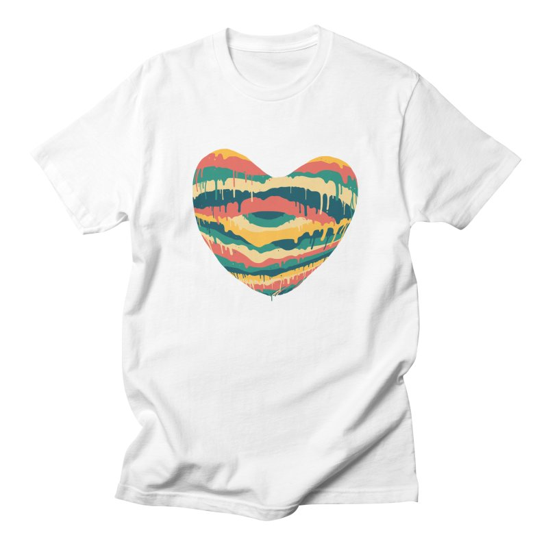 Clear eye full heart Men's T-Shirt by illustraboy's Artist Shop