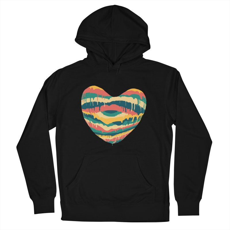 Clear eye full heart Women's Pullover Hoody by illustraboy's Artist Shop