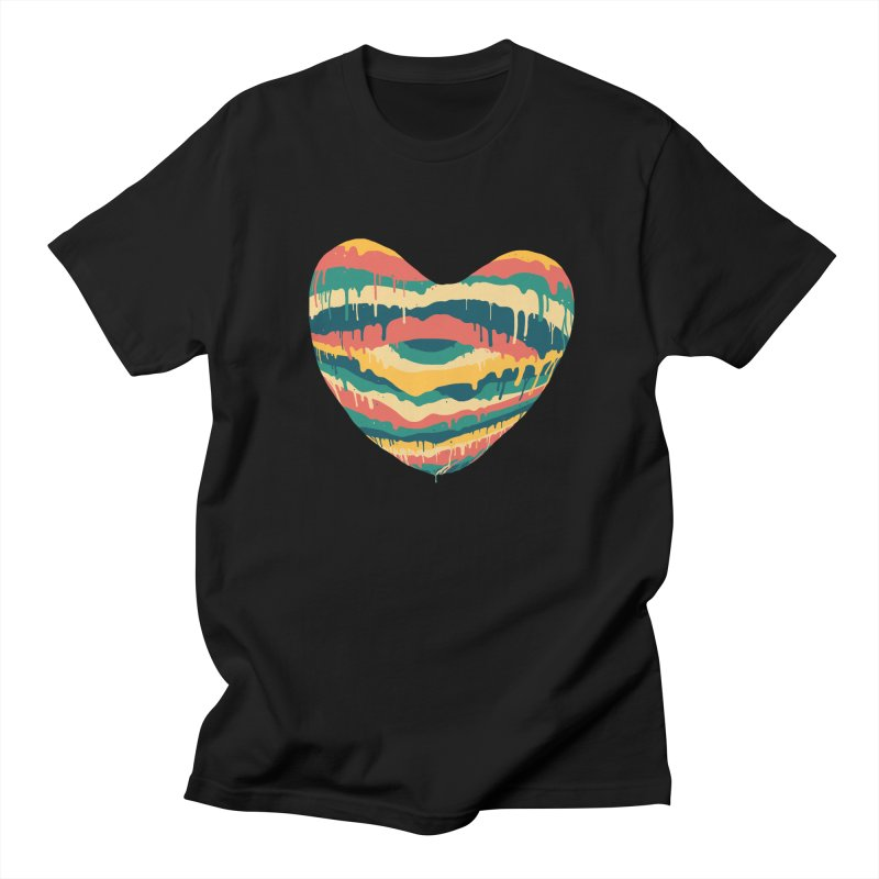 Clear eye full heart Women's Unisex T-Shirt by illustraboy's Artist Shop