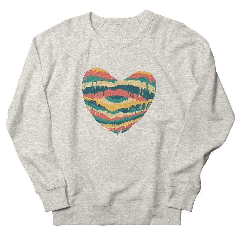Clear eye full heart Men's Sweatshirt by illustraboy's Artist Shop