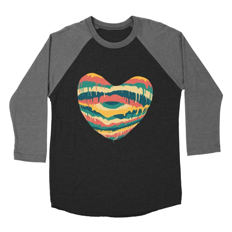 Clear eye full heart Men's Longsleeve T-Shirt by illustraboy's Artist Shop