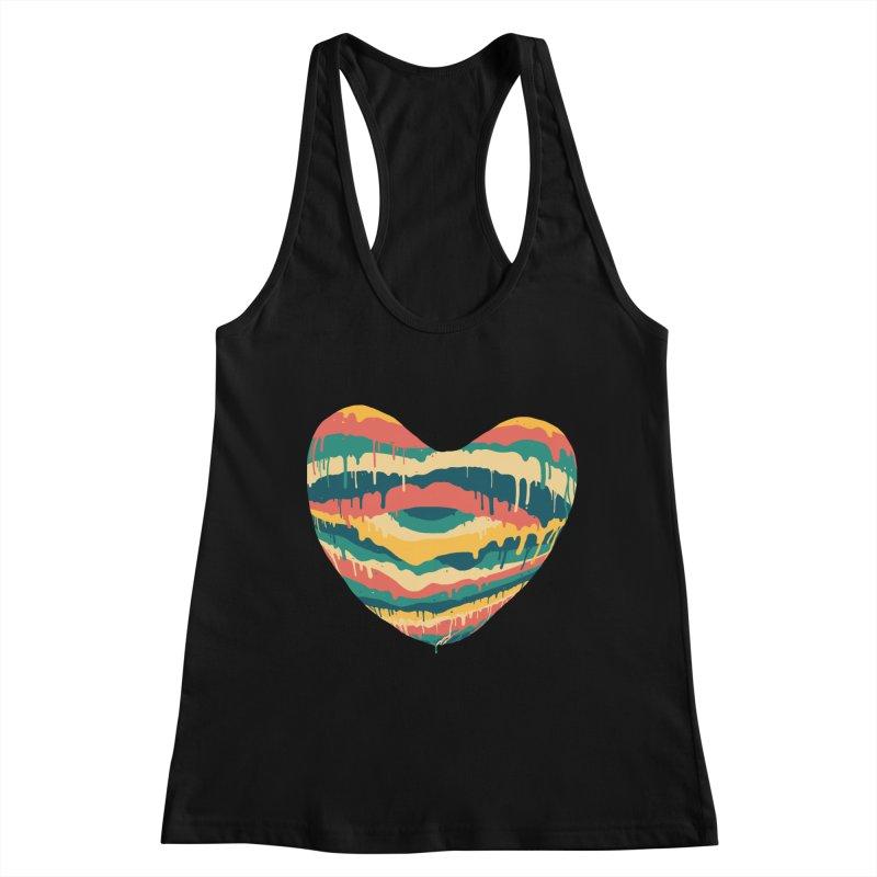 Clear eye full heart Women's Tank by illustraboy's Artist Shop